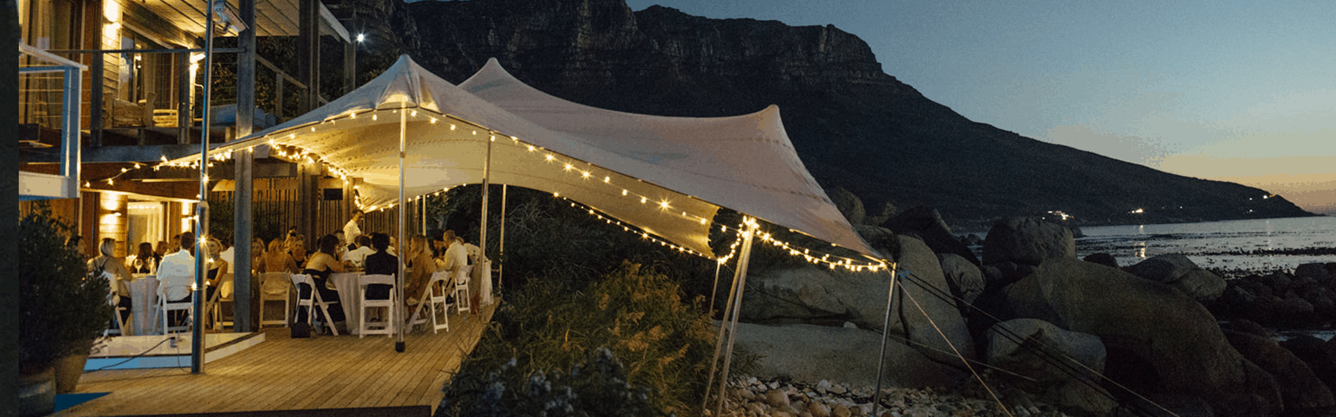 stretch tents cape town