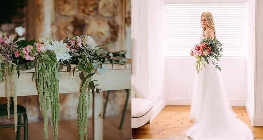 cape town wedding flowers